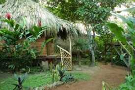 Belize Thatch Hut - Ambergris Caye - North End - Del Rio - Seclusion at it's best!