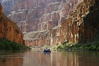 Grand Canyon and Colorado River - click our buttons above for reservations