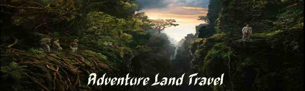 Adventure Land Travel Vacations Logo